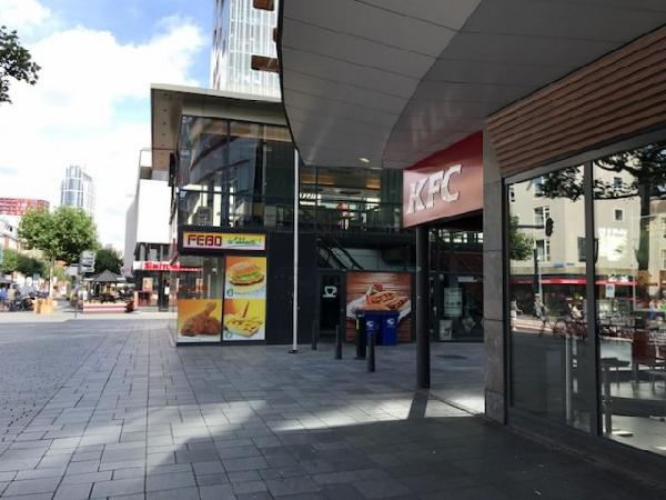 Cafetaria / automatiek te koop in centrum Rotterdam foto 2