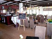 restaurant- lunchroom met een prachtig uitzicht foto 5