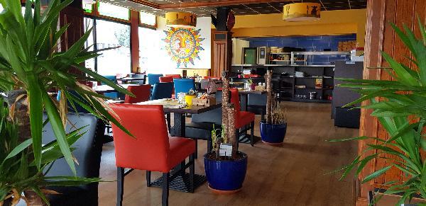 Mexicaans / Zuid Amerikaans Restaurant met groot terras en Gratis parkeren foto 10
