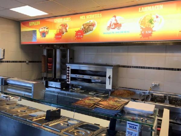 Ter overname Shoarma / Pizzeria Eethuis te Eindhoven foto 6