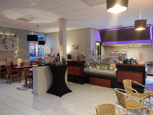 Imbiss Bistro Cafetaria Snackbar Emlichheim Duitsland foto 6