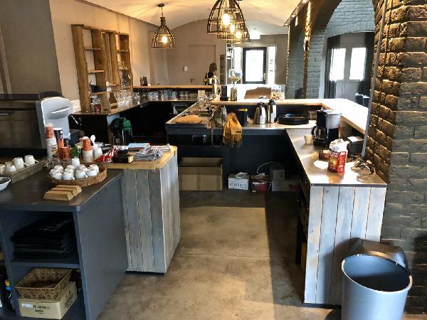 Restaurant - kantoorgebouwen - Parc Patersven - Wernhout foto 19