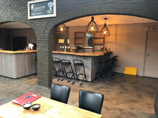 Restaurant - kantoorgebouwen - Parc Patersven - Wernhout foto 16