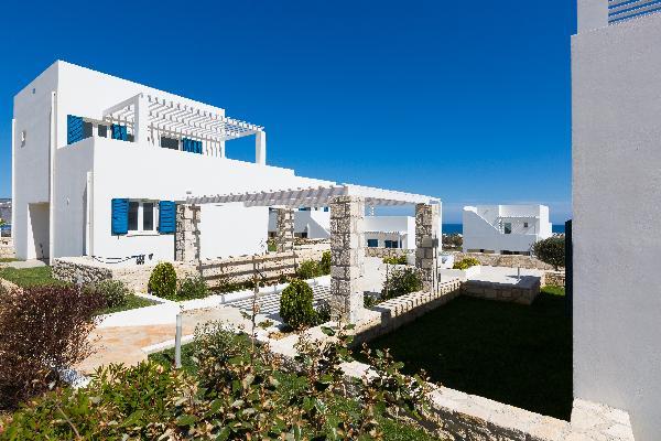 Triton investments-mooie unieke villa's in Rethymnon ( Kavros) op het eiland Kreta foto 8
