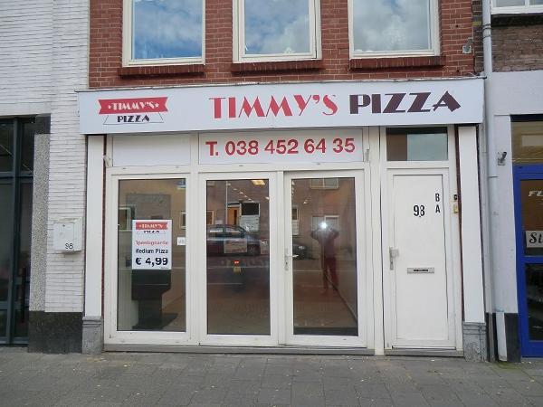 Zwolle pizzabezorging / afhaal volledig ingericht VERHUURD foto 1