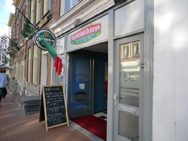 Pizzeria centrum stad Groningen  VERHUURD foto 1