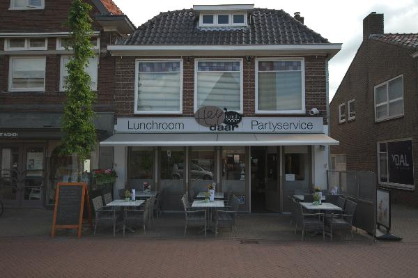 "Lunchroom en Partyservice ""Hey daar"" in Barneveld foto 1"