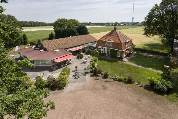 Drents Friese Wold Horeca project met vrijstaande woning op 4.000M² grond