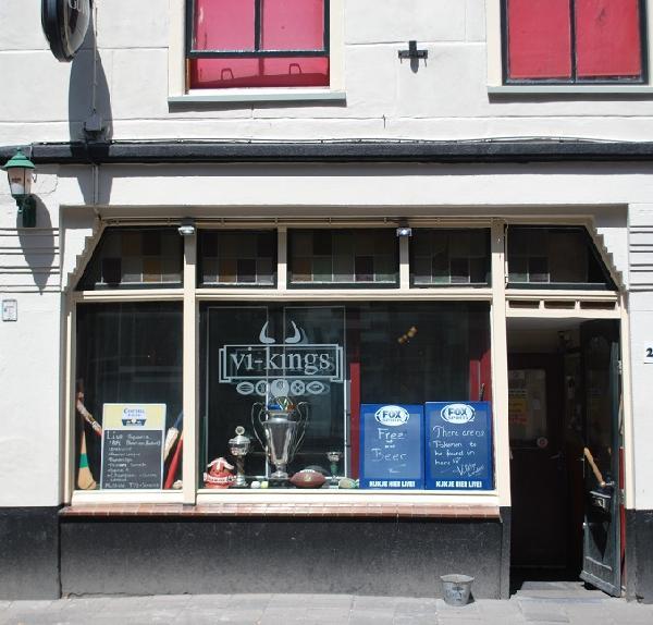 te koop Cafe in Leiden Centrum foto 1