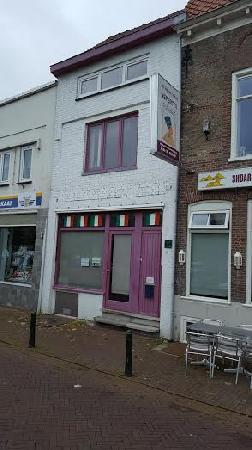 Casco horecapand te huur in Sas van Gent. foto 1
