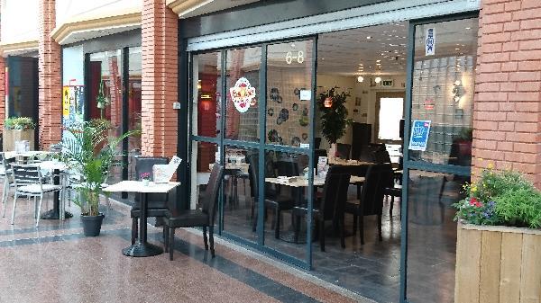 Lunch & Dinnercafé met afhaal & bezorg functie  in modern overdekt winkelcentrum in het bruisende hart van Hoogeveen foto 31