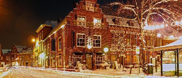 Sfeervol gerenommeerd restaurant in rijksmonument ter overname.  foto 12