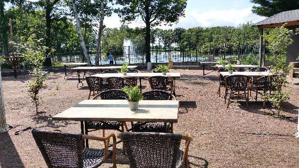 Restaurant - kantoorgebouwen - Parc Patersven - Wernhout foto 2