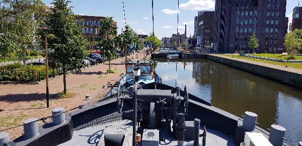Pannenkoekenboot & à la carte restaurant Haven Noordzijde 65 foto 4