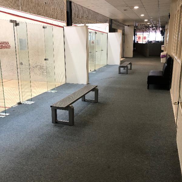 Te koop/ te huur indoor sportcentrum met horeca exploitatie in Hoogerheide West Brabant foto 9