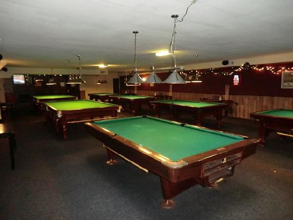 Steenwijk pool- snooker- dartcentrum MagicBalls VERHUURD foto 2