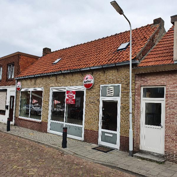 Café te huur in centrum van Breskens.