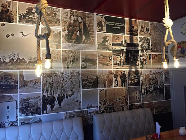 Brasserie-restaurant in centrum Houffalize (B) te huur. foto 6