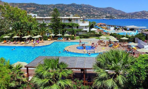 2 -5*  en 1- 4*+ de luxe hotels te koop op Kreta-Heraklion foto 1