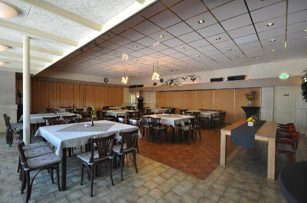 Te koop, Café, Cafetaria, Zalencentrum met woning  in Beltrum  foto 21