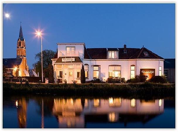Te huur omgeving Leiden restaurant terras foto 1