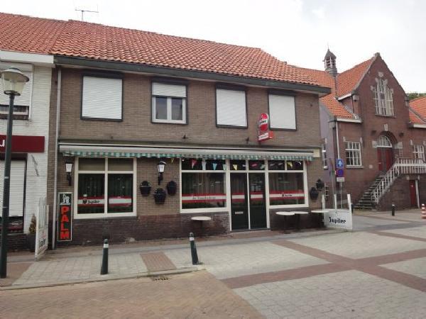 Café met bovenwoning en grote zaal in Clinge (Hulst) te huur. foto 1