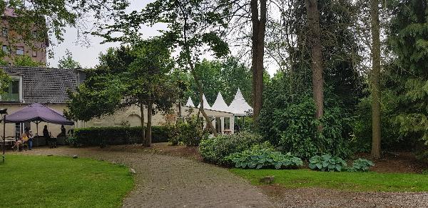 GERESERVEERD - Bistro het Koetshuis Enschede 450 m² Horeca groot terras en park foto 28