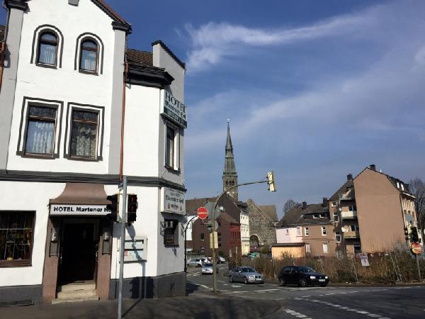Hotel Martener Hof in binnenstad van Dortmund te koop aangeboden foto 3