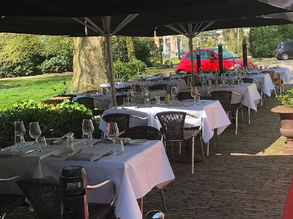GERESERVEERD - Bistro het Koetshuis Enschede 450 m² Horeca groot terras en park foto 7
