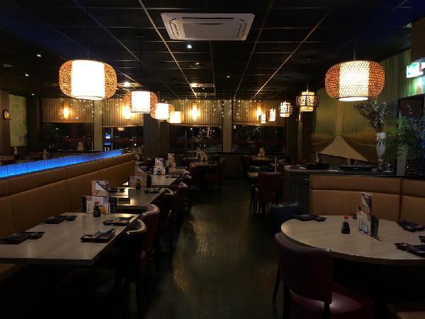Te koop Sushi/Grillrestaurant Watami te Wageningen