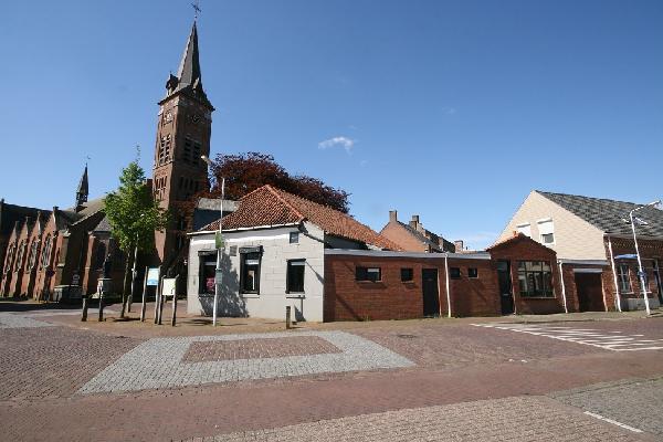 Horecapand in dorpscentrum aan de Belgische grens. Te koop of te huur. foto 2