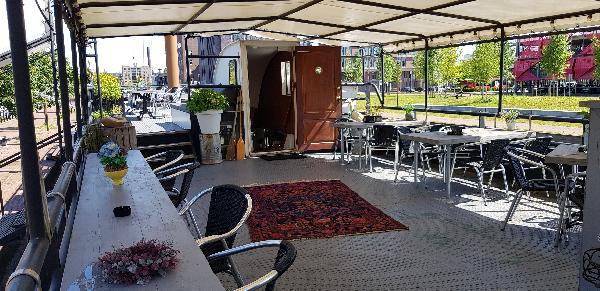 Pannenkoekenboot & à la carte restaurant Haven Noordzijde 65 foto 12