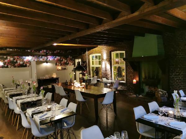 Schilderachtig restaurant op toplocatie foto 5