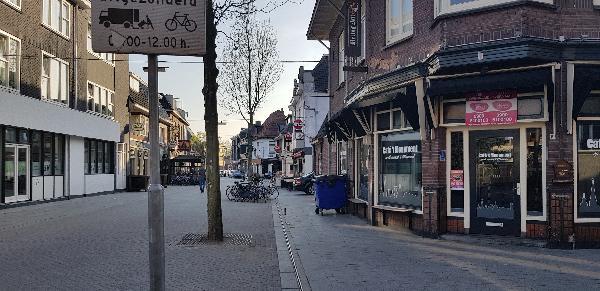 Café centrum Hengelo A1 hoeklocatie foto 17