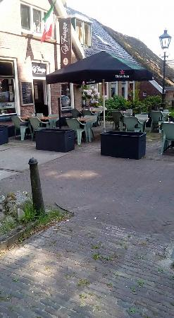 Vries Drenthe nieuw restaurant ter overname met bovenwoning foto 6