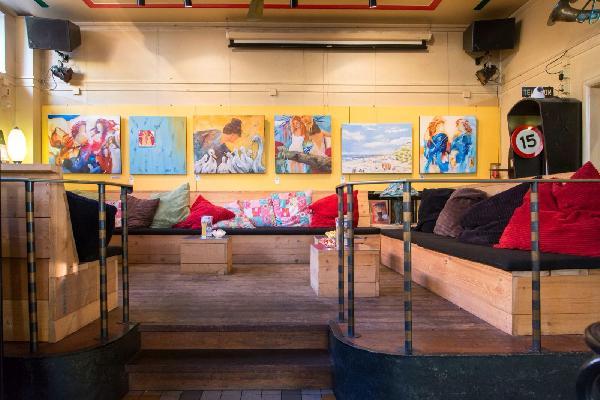 Grand-café Staccato te Tegelen foto 2