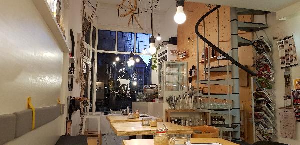 DE NOORMAN Scandinavische Lunchroom Ontbijt Lunch Koffie Taart Catering Take Away foto 26