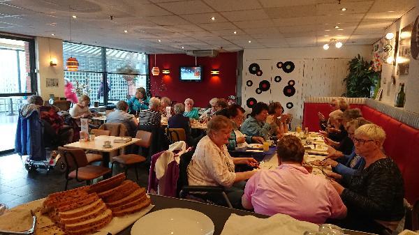 Lunch & Dinnercafé met afhaal & bezorg functie  in modern overdekt winkelcentrum in het bruisende hart van Hoogeveen foto 9