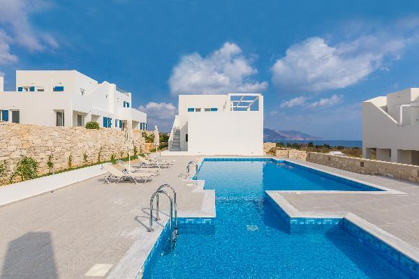 Triton investments-mooie unieke villa's in Rethymnon ( Kavros) op het eiland Kreta foto 2