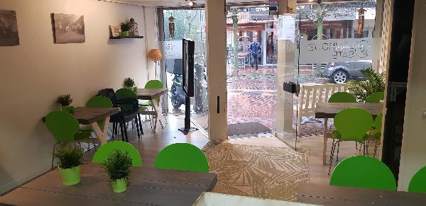 85m² Horeca / Retail op bruisende doorloop locatie in winkel en uitgaansgebied  foto 12