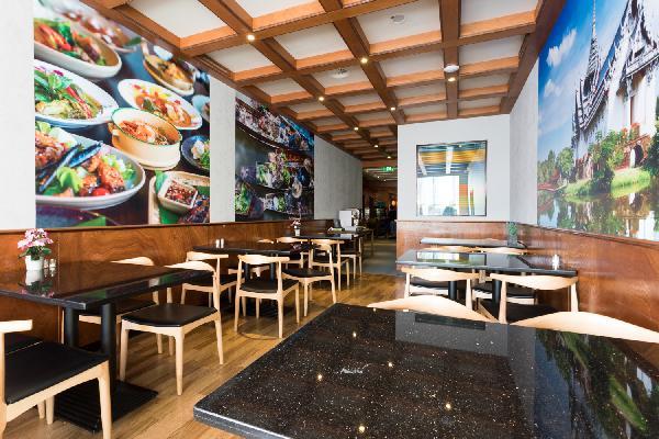 Restaurant Food Republic Da Xin - Hotel Bonaventura foto 4