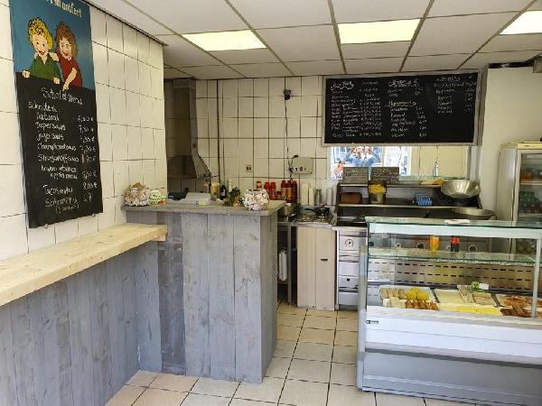 """Ter overname """"Foodjoy"""" te Hoensbroek, mooie snacktaria voor vele doeleinden geschikt."""
