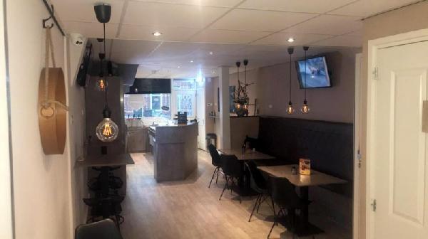 Cafetaria te koop in centrum Bergen op Zoom