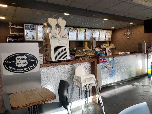 Cafetaria Eetcafé op super doorloop locatie in winkelcentrum met veel passanten  foto 5