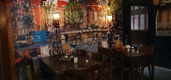 Café / eetcafé - biljart dart terras met kamerverhuur foto 5