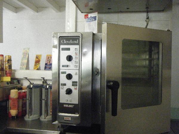 Ter overname: goed lopend cafetaria/snacktaria ideaal voor grillroom of Grieks eethuis. foto 8