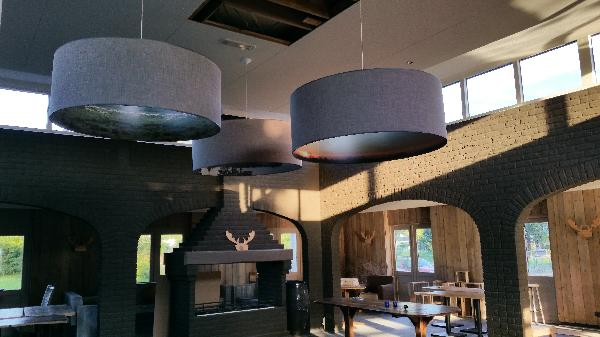 Restaurant - kantoorgebouwen - Parc Patersven - Wernhout foto 21