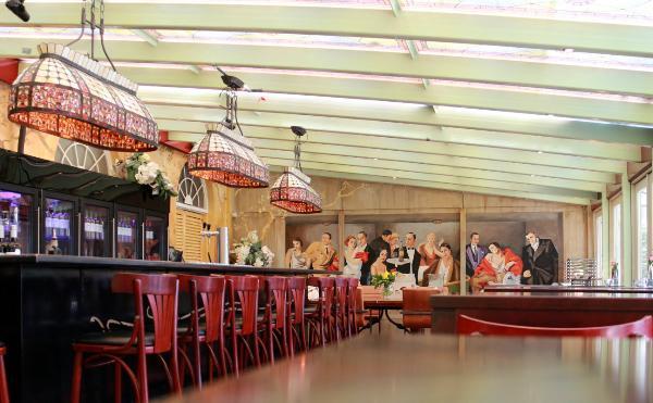 GERESERVEERD - Bistro het Koetshuis Enschede 450 m² Horeca groot terras en park foto 17