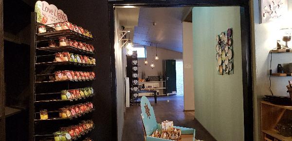Lunchroom & Kado-concept winkel Dagzaak met terras in leukste winkelstraat van Ommen foto 16