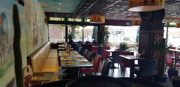 Mexicaans / Zuid Amerikaans Restaurant met groot terras en Gratis parkeren foto 8